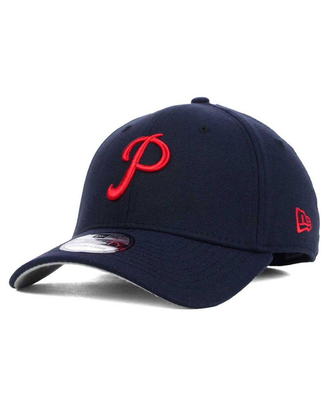 sports shoes f9999 fcf80 KTZ Philadelphia Phillies Core Classic 39thirty Cap in Blue for Men - Lyst