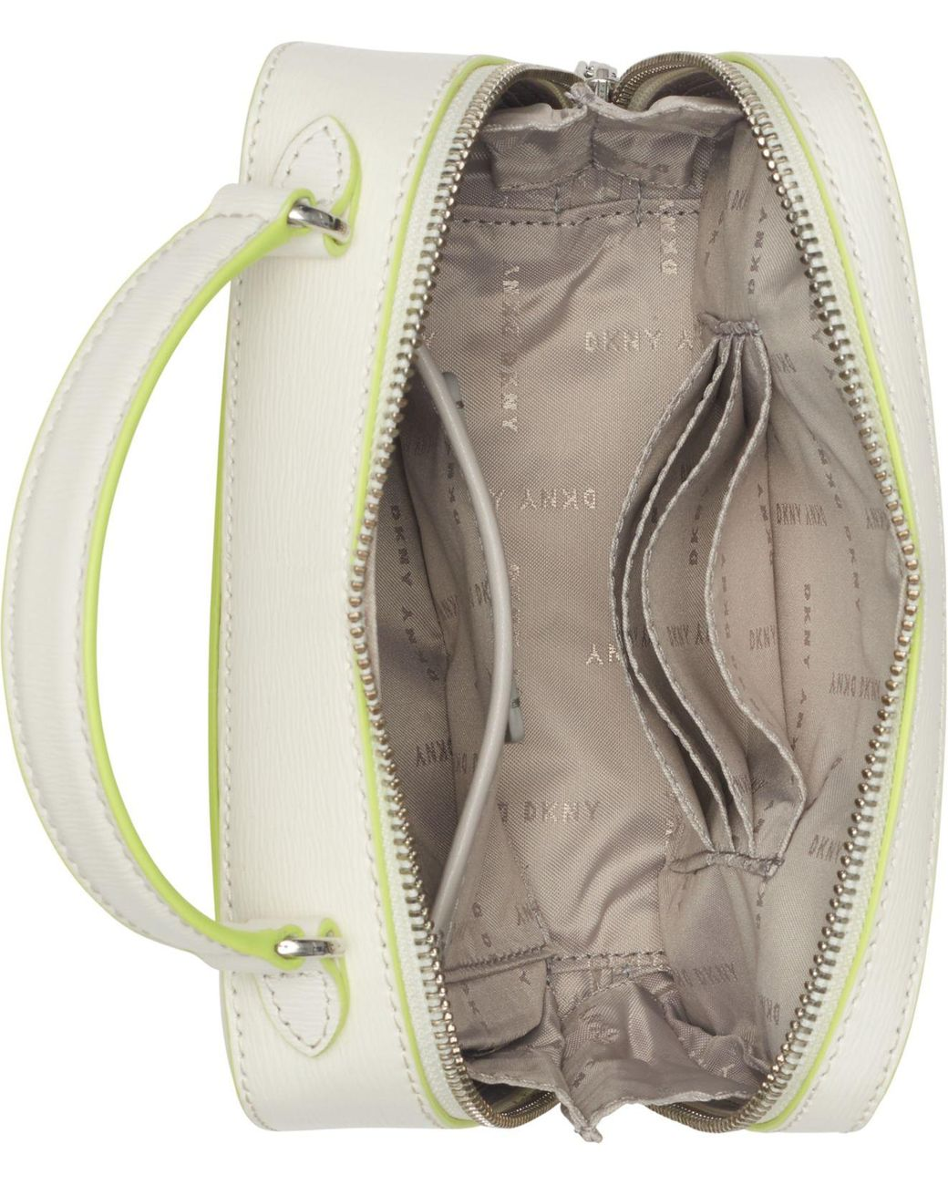 Carrie-Ann Ostrich Pocket Cross Body Bag
