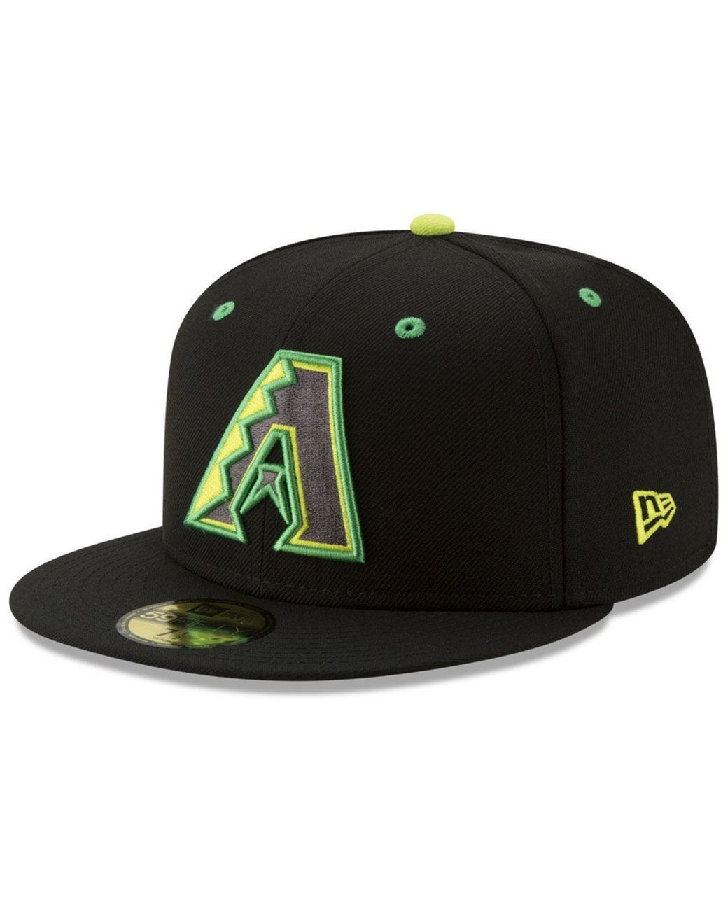 reputable site online shop price reduced KTZ Wool Arizona Diamondbacks Night Moves 59fifty Fitted Cap in ...