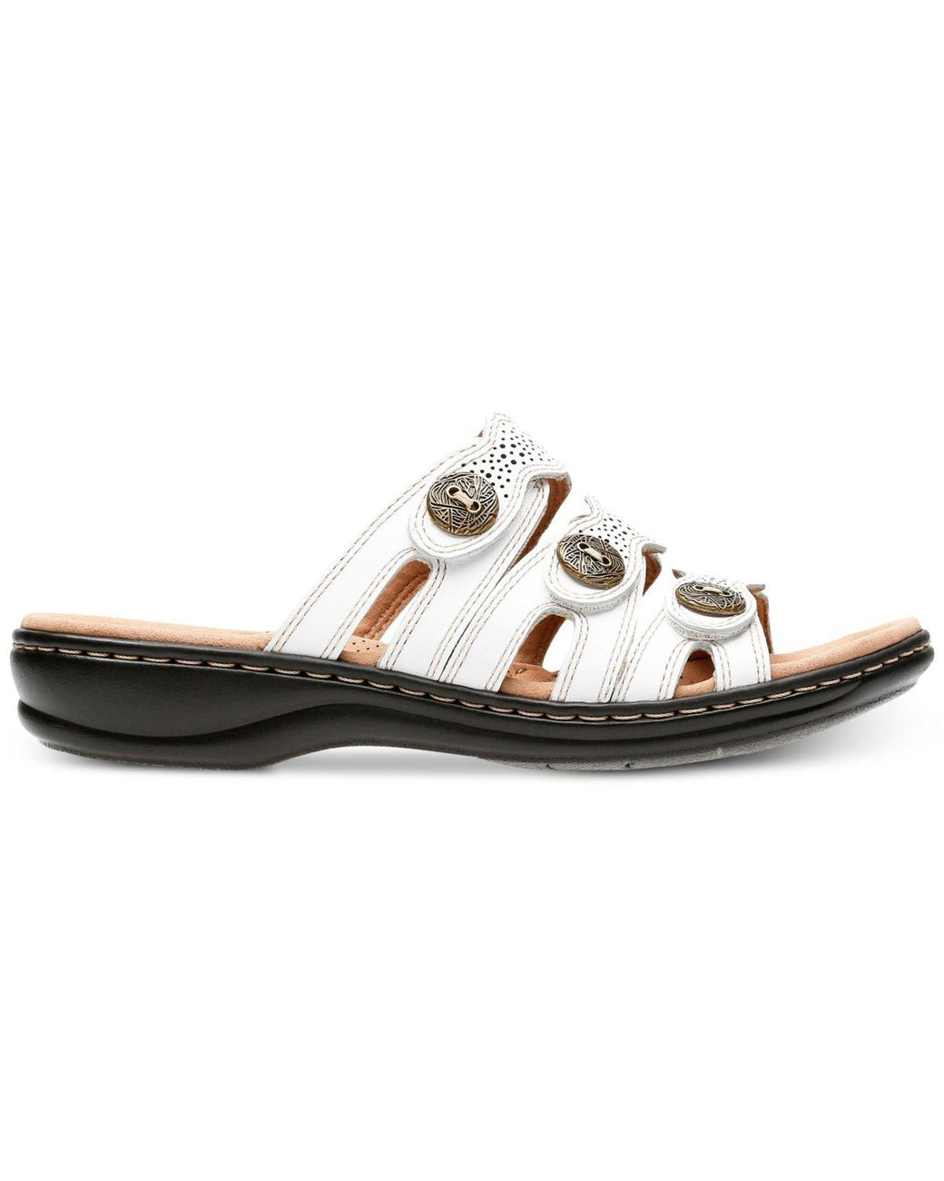 retro top-rated latest exclusive range Women's White Leisa Grace Sandals