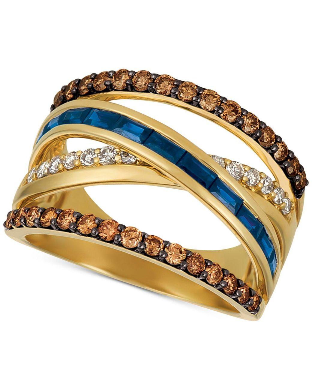 Le Vian ® Chocolate Diamonds® (5/8 Ct. T.w.) & Nude