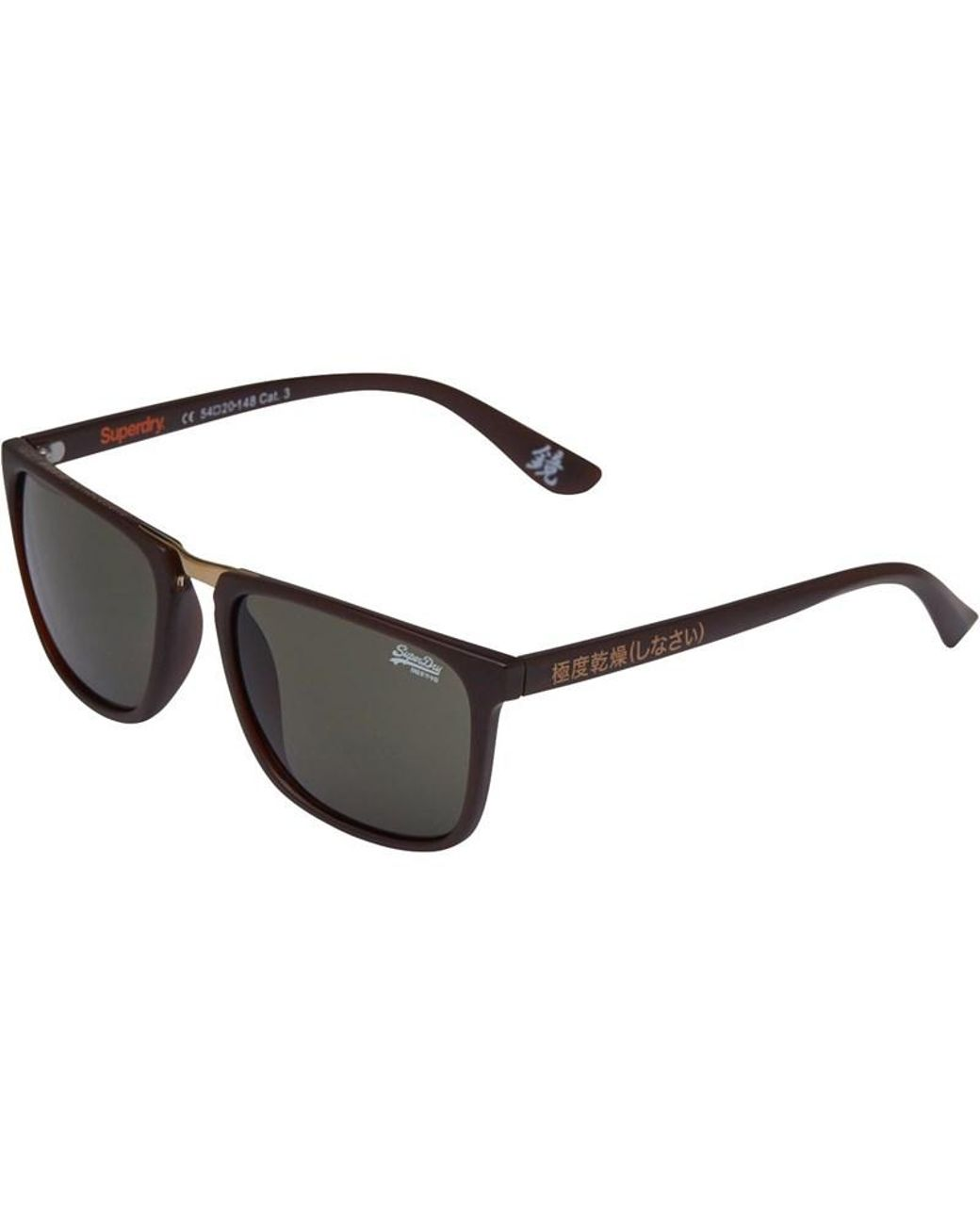07b5f57bfa047e Superdry Aftershock Sunglasses Tort in Brown for Men - Lyst
