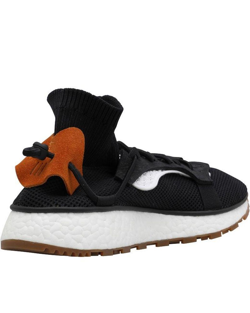 Adidas Alexander Wang Run Herren Core BlackGum CM7825 Schuhe