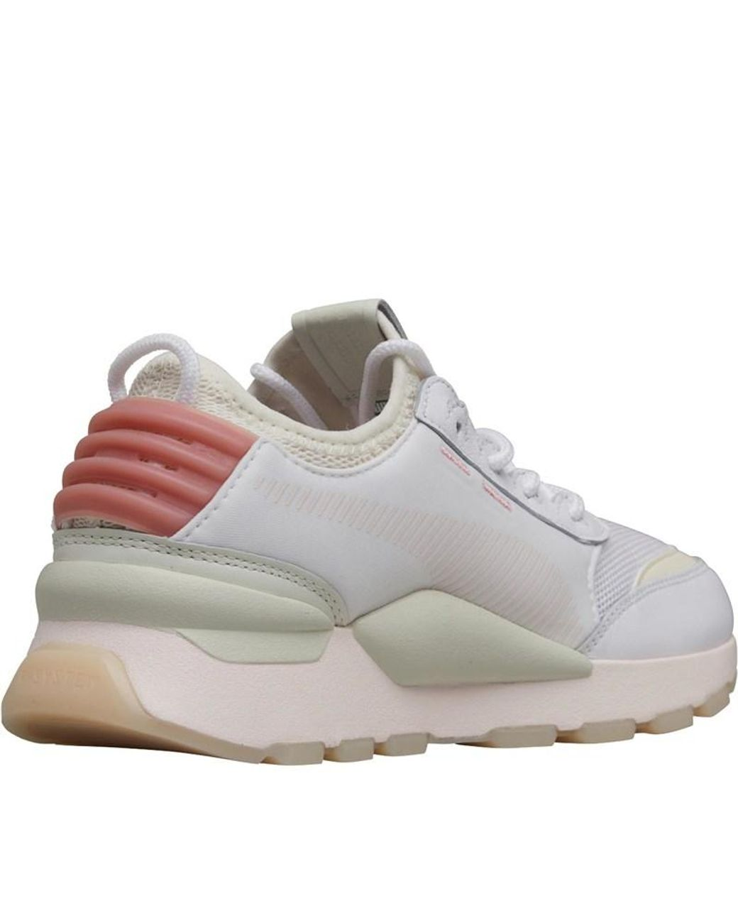 PUMA Rubber Rs 0 Tracks Trainers White/marshmallow - Lyst