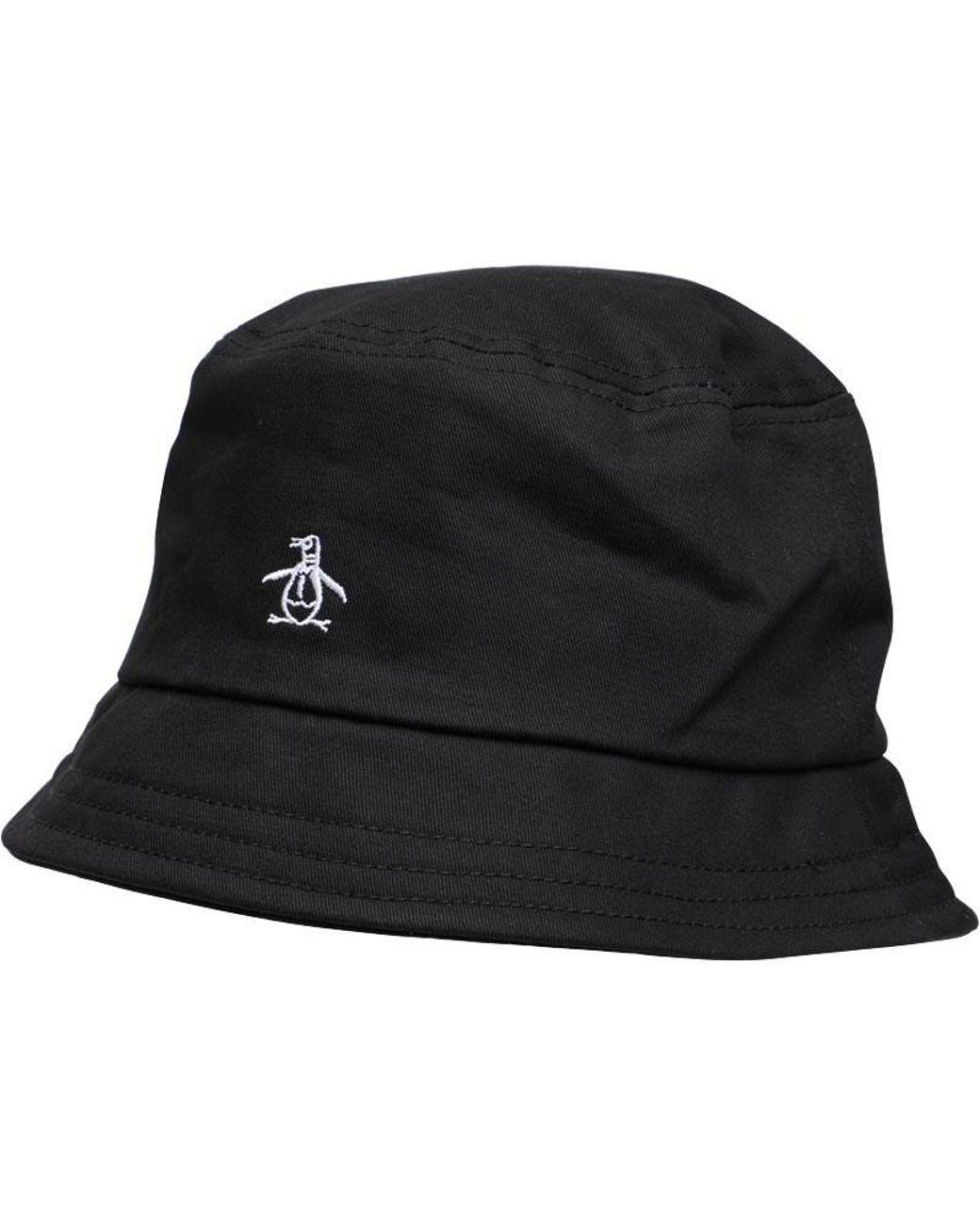 1ffa3d59e Men's Bucket Hat Black