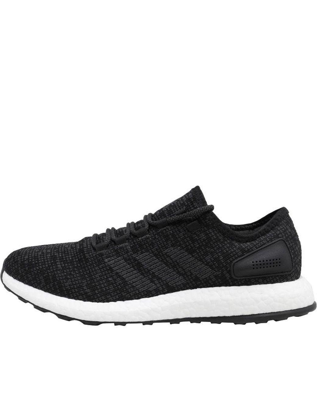 Grey Running Adidas Core Blackdark Pureboost Neutral Shoes Heather iOkXTPuZ