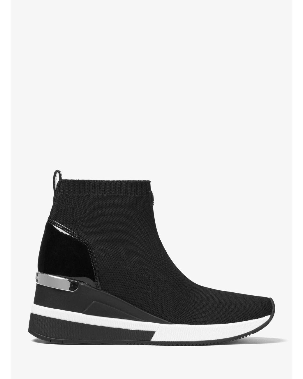 Skyler Stretch-knit Sock Sneaker
