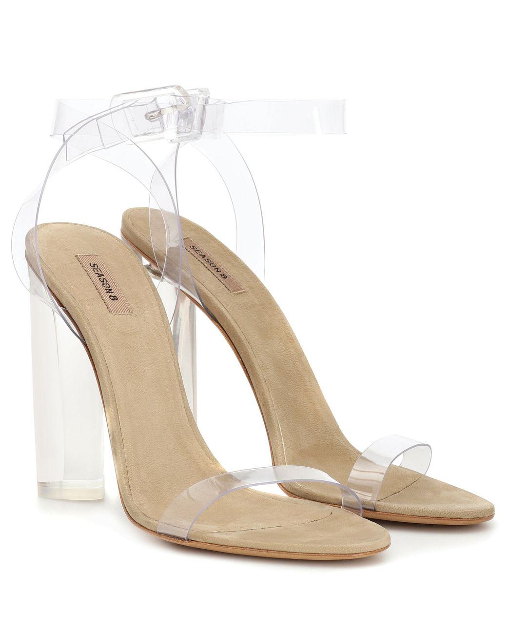 Sandalias 8De Transparentesseason En Mytheresa Mujer Exclusivo 7gb6yYf