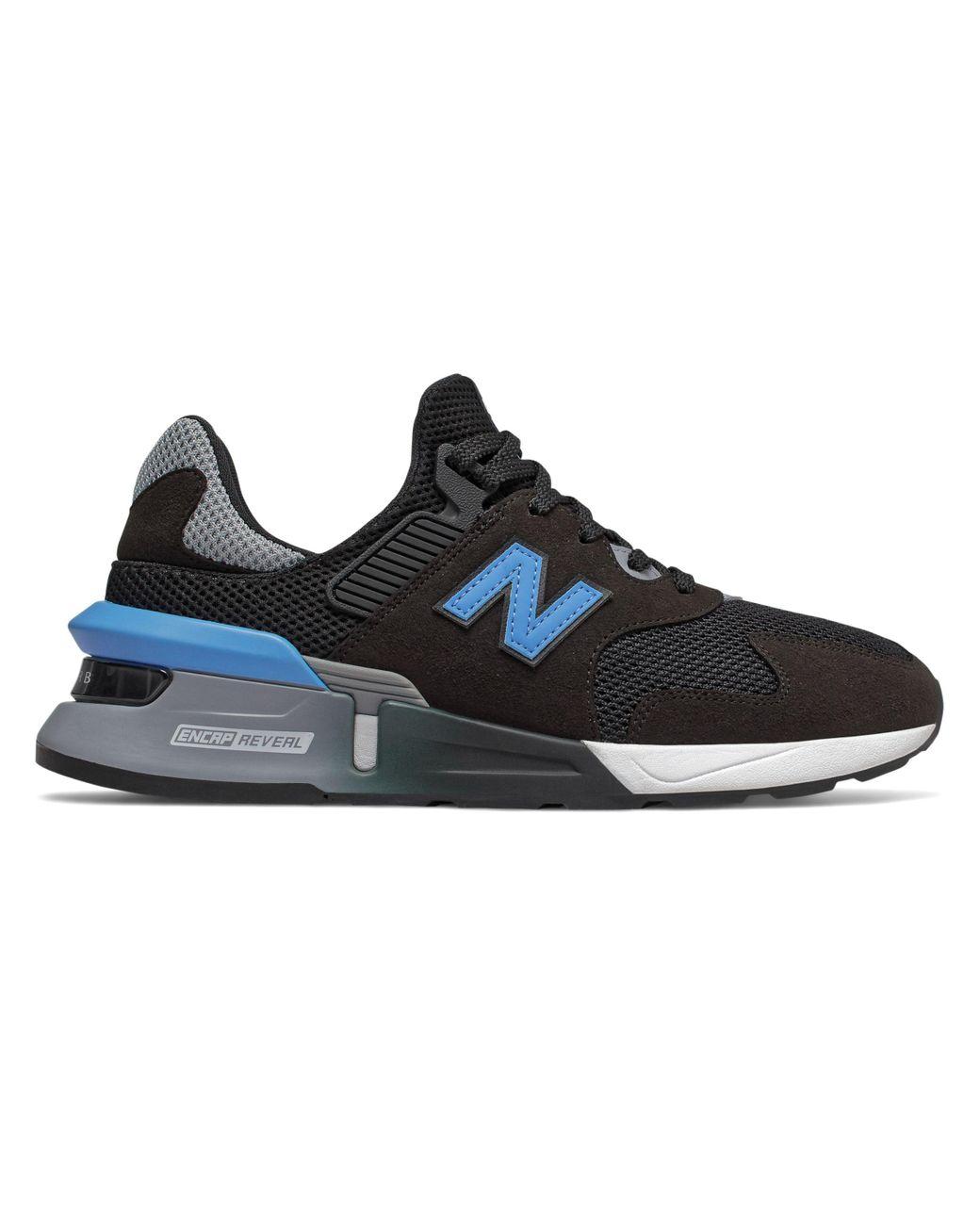 new balance 373 noir mtl