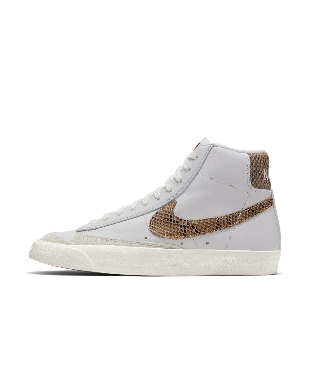 Nike in Herren 77 Schuh Grau Lyst Vintage Blazer Mid für iPXZku