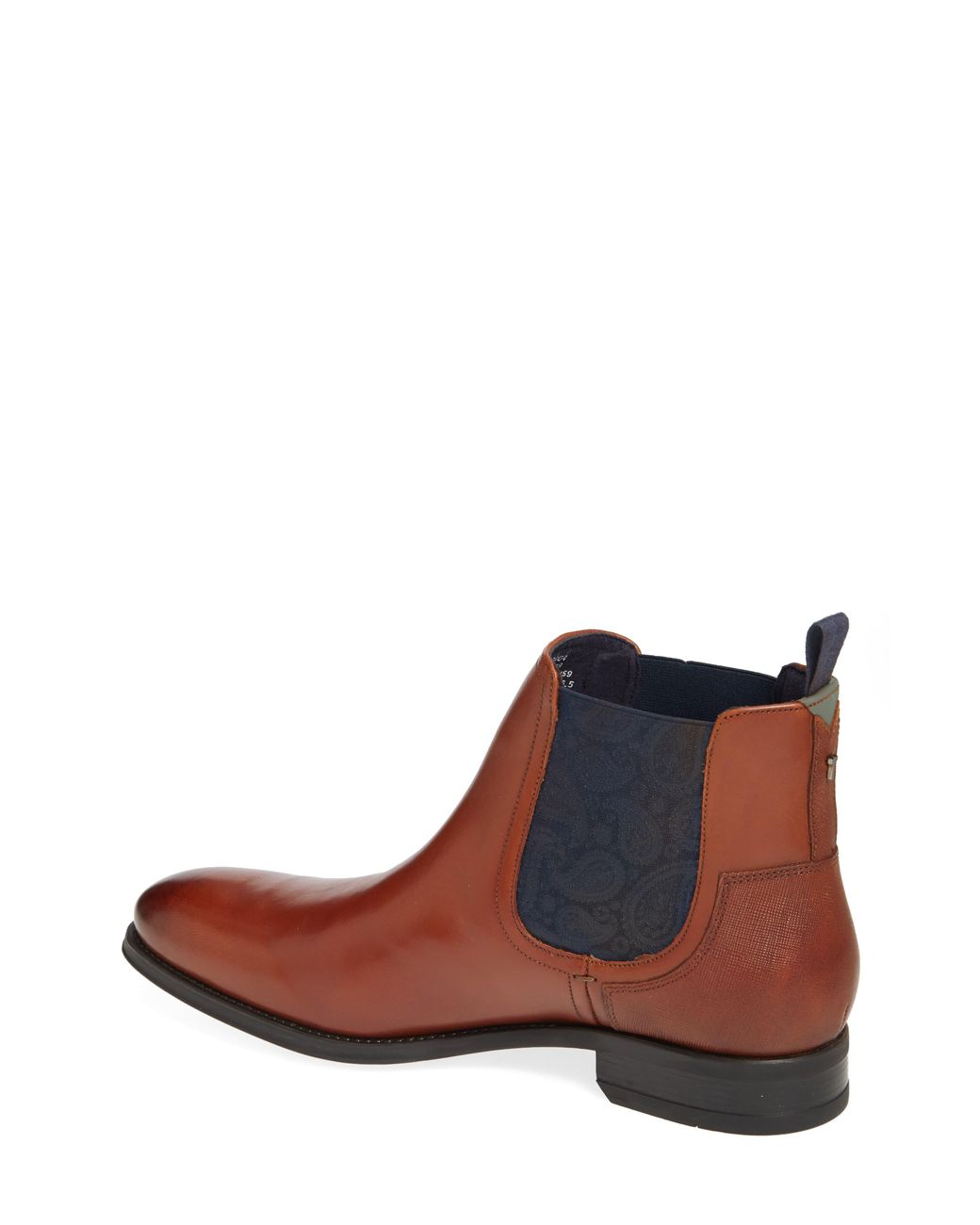 Ted Baker Leather Tradd Chelsea Boot in