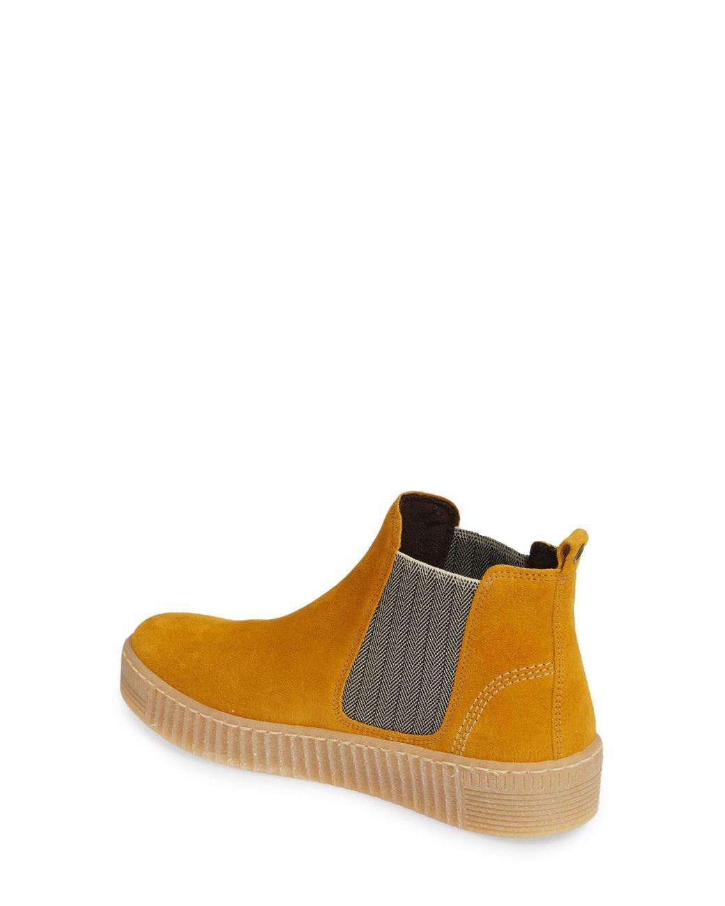 Gabor Chelsea Sneaker - Lyst