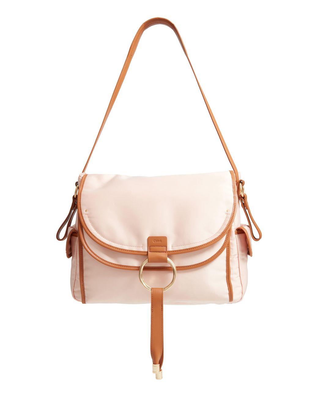 a7fb5d953 Chloé Chloé Diaper Bag in Pink - Lyst
