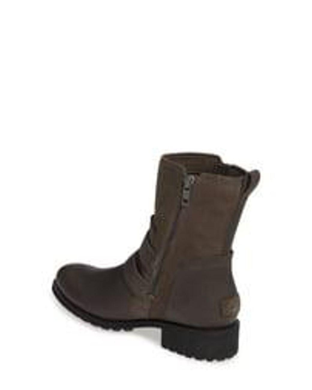 UGG UGG Wilde Waterproof Leather Boot