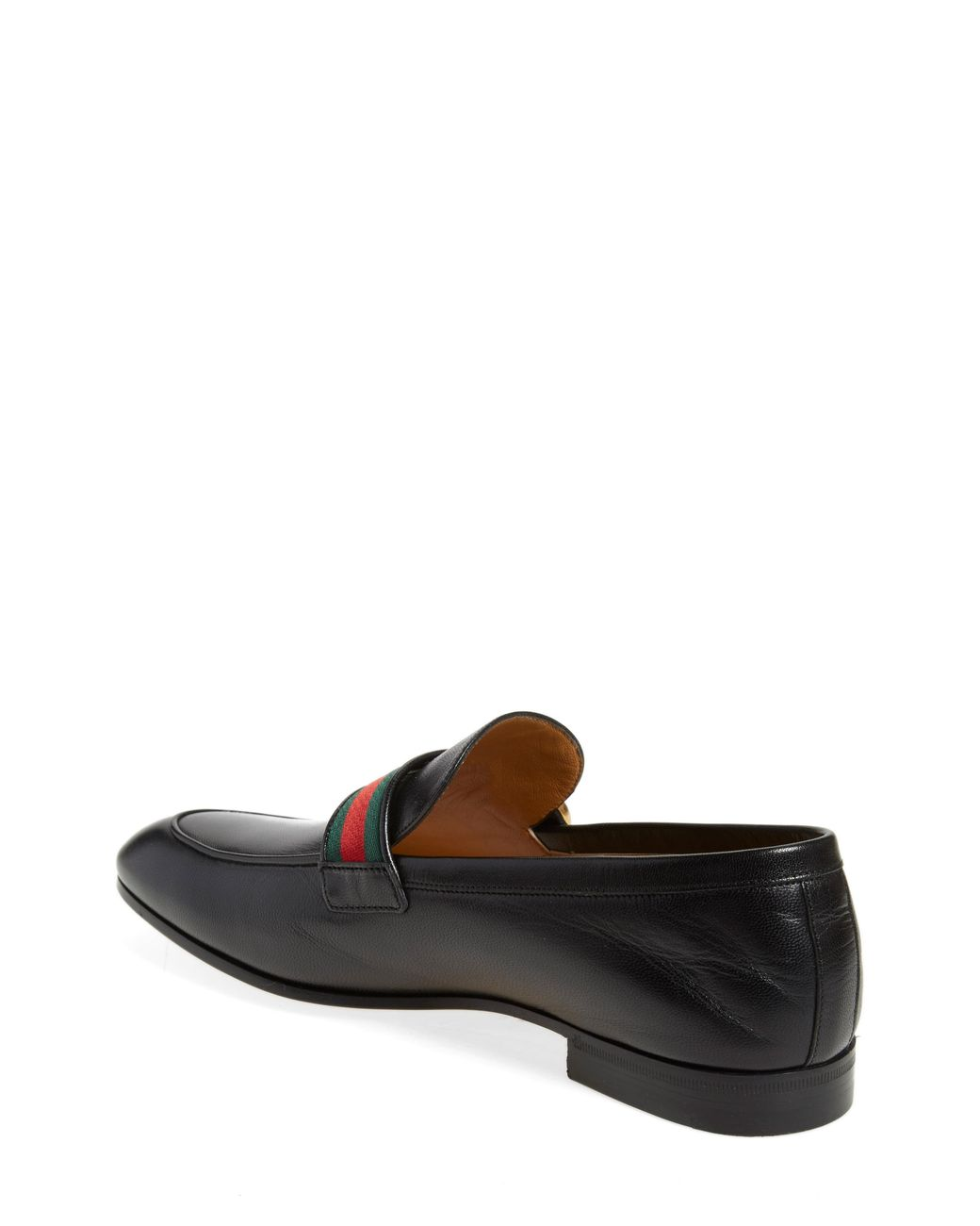 Gucci Donnie Double G Loafer in Nero