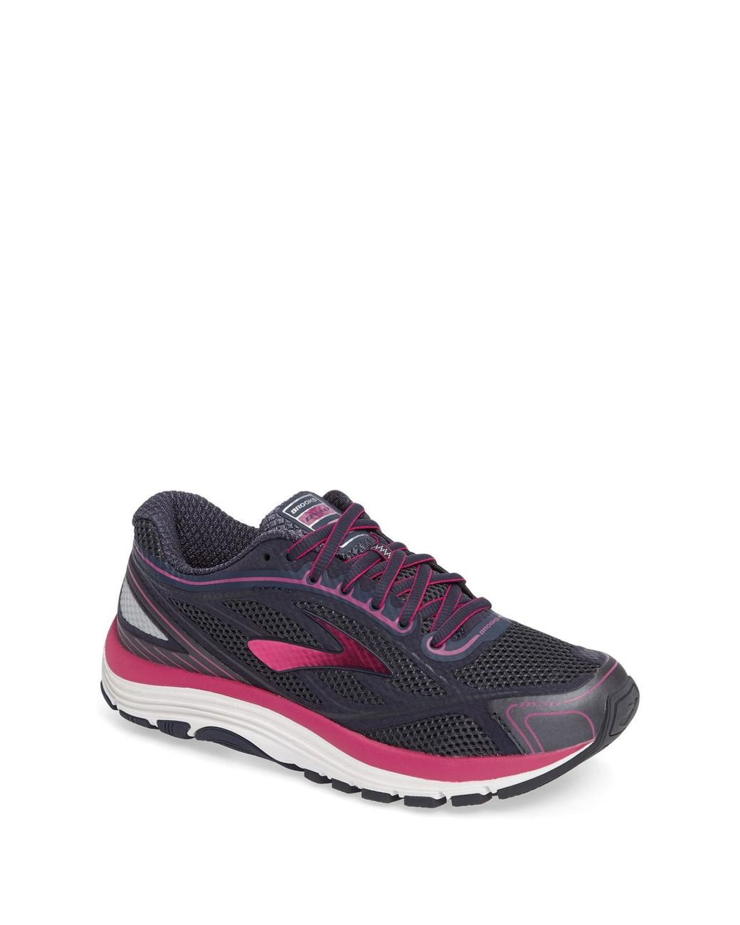 6620f2740eb Lyst - Brooks Dyad 9 Running Sneaker in Blue