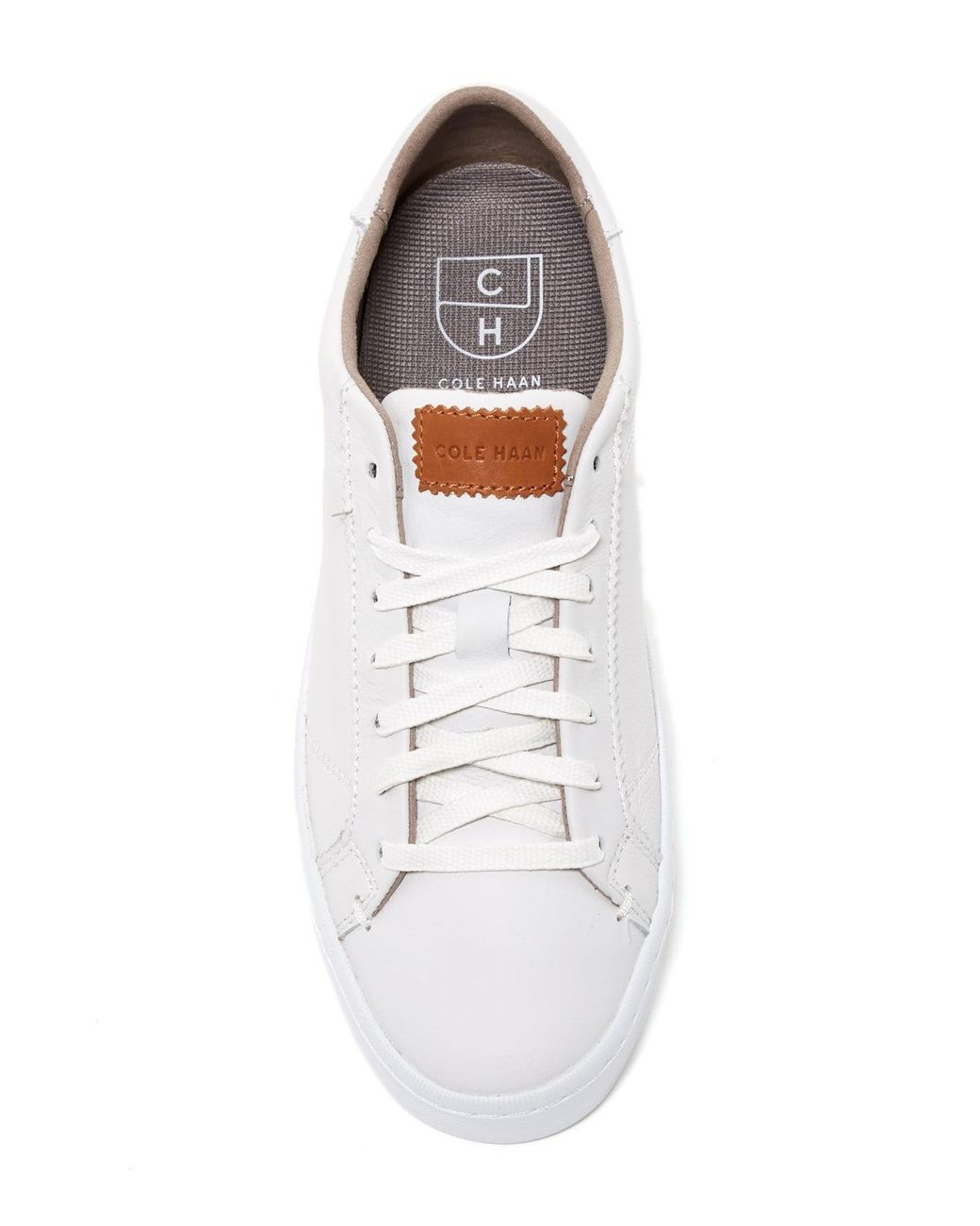 Cole Haan Margo Leather Sneaker - Lyst