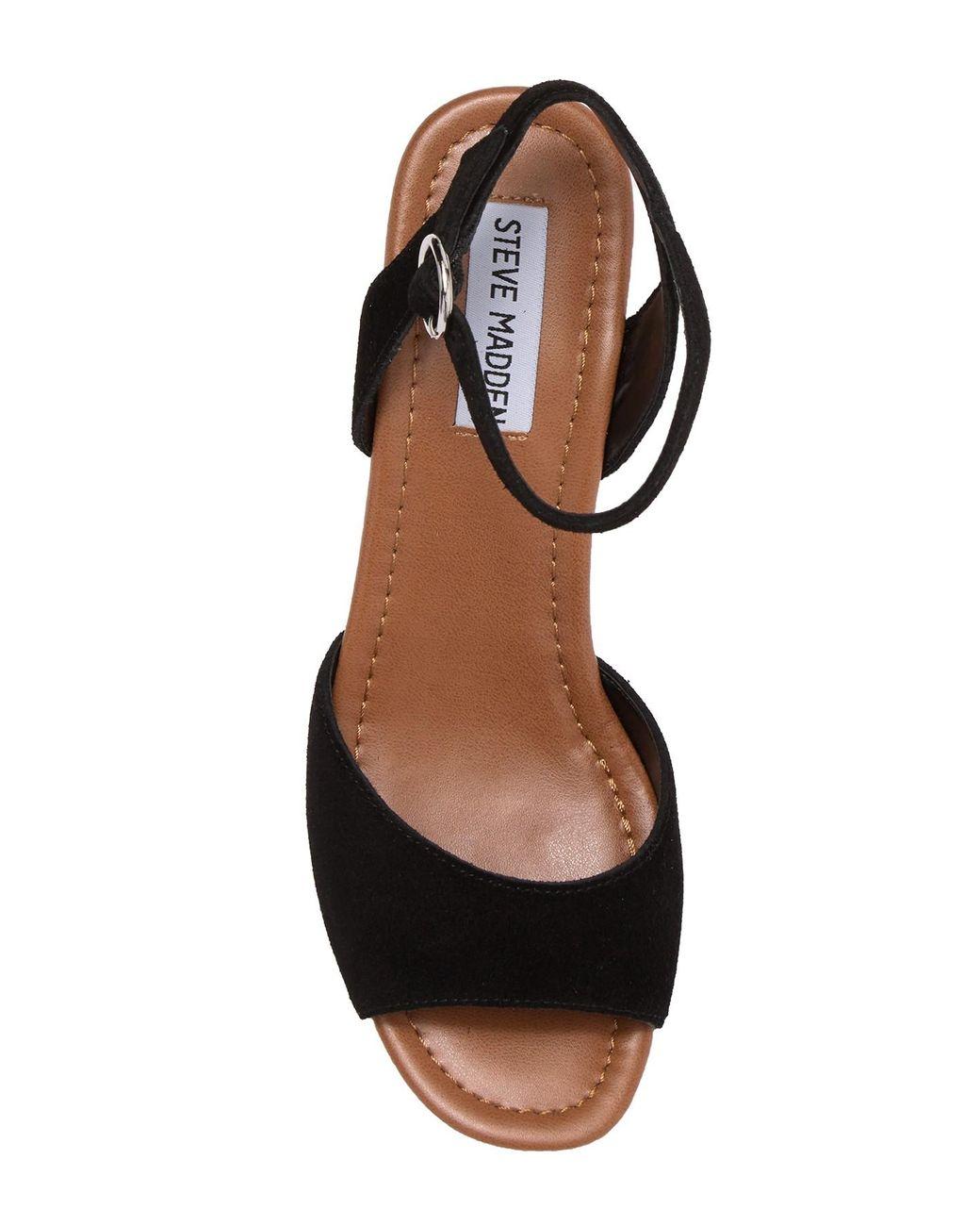Open Toe Black Lonnie Women's Clog Sandal v0mwnON8y