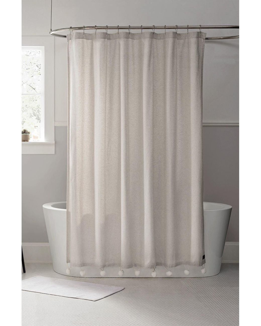 Women S Oatmeal Toro Shower Curtain