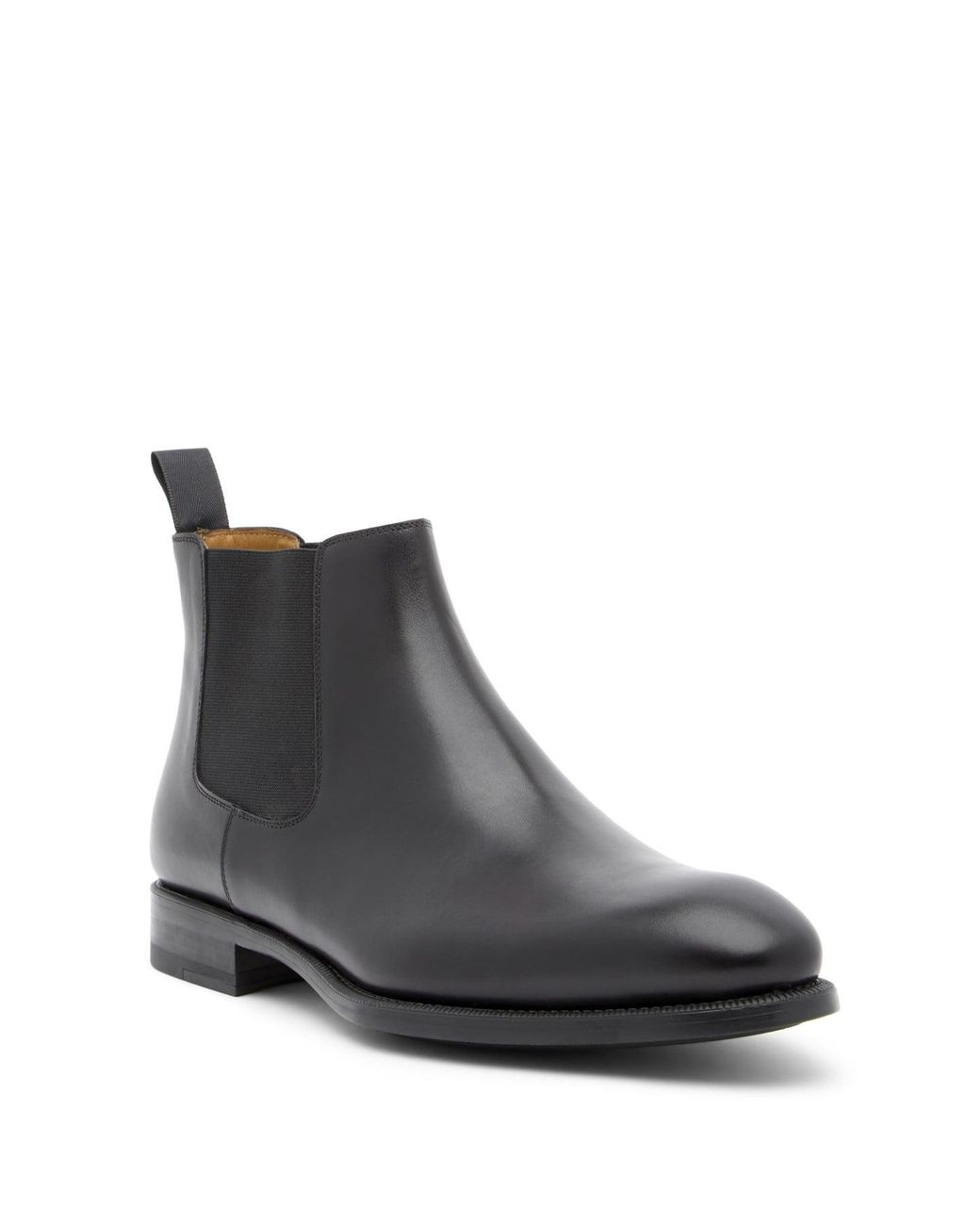 Magnanni Leather Foster Chelsea Boot in
