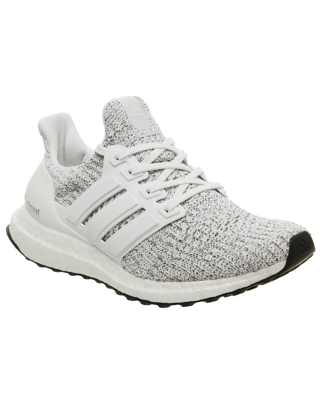 ca87f8693 adidas Ultra Boost Trainers in White - Lyst
