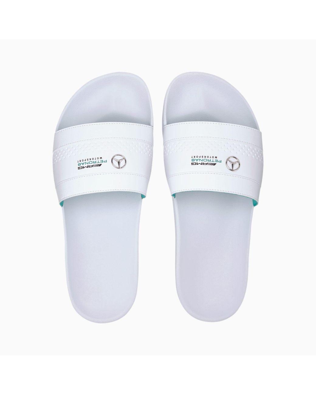 puma amg slippers