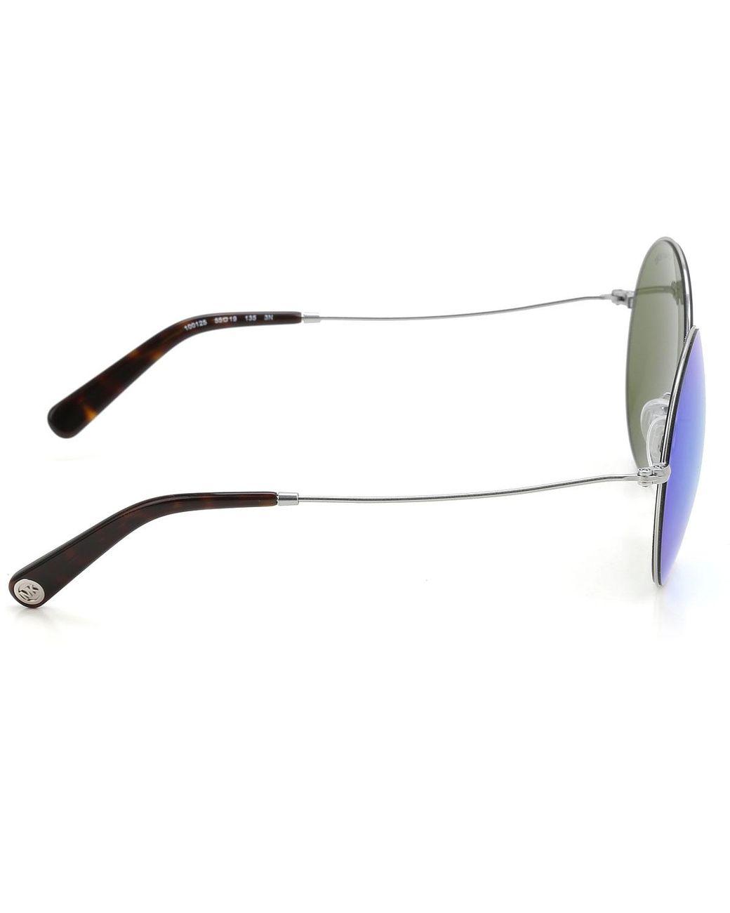 e5f86e4ba4d4 Michael Kors Sunglasses On Sale in Blue for Men - Lyst