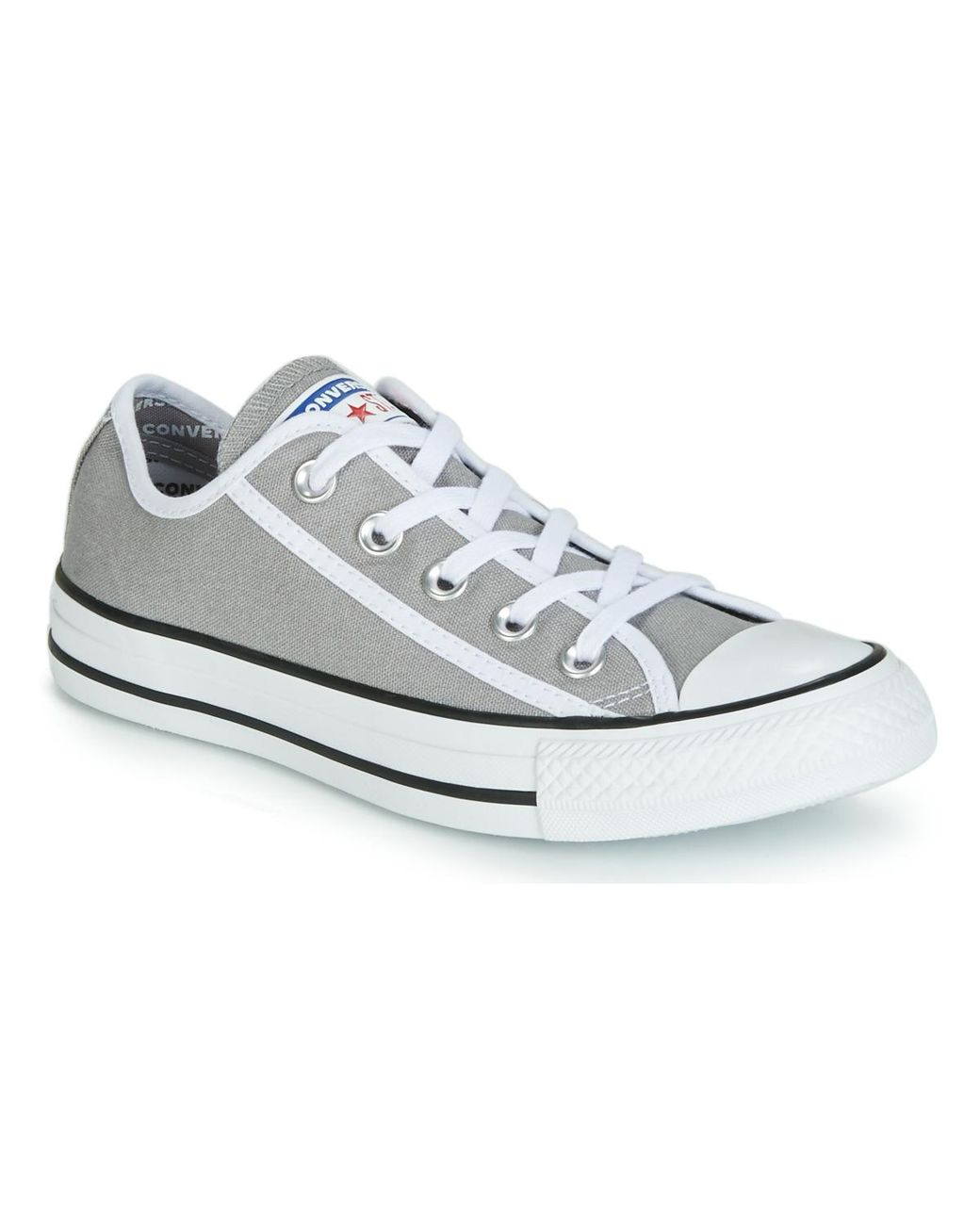 69357aedf1ce Converse. Women s Gray Chuck Taylor All Star Gamer Canvas Ox Shoes (trainers )