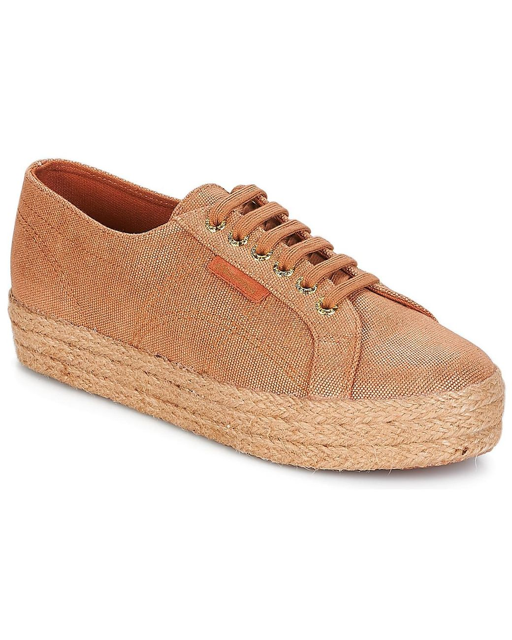Superga Save 18Lyst W 2730 Lame Orange ShoestrainersIn Degrade Yf7byg6