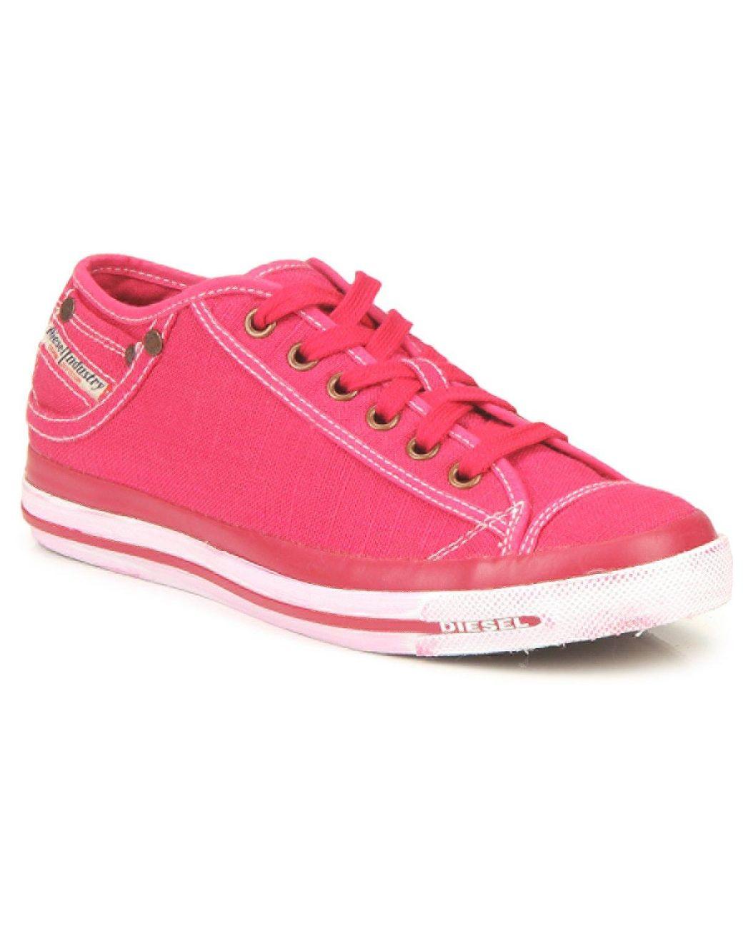Diesel Exposure IV WOMEN Chaussures Femmes High Top Sneaker Black y00638-pr052-t8013