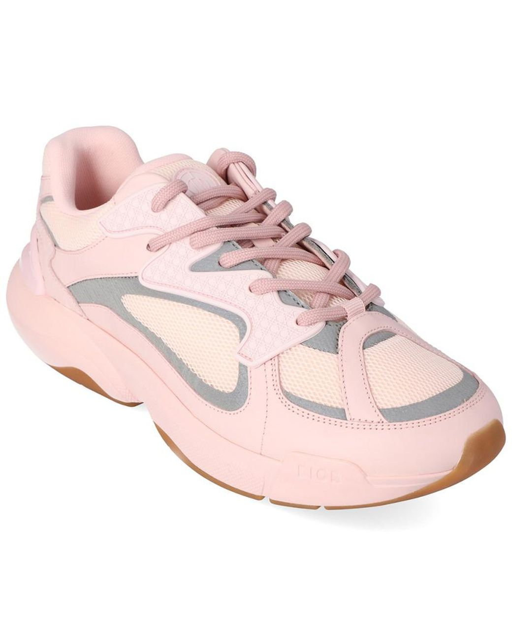 Dior Canvas B24 Sneaker in Pink - Lyst