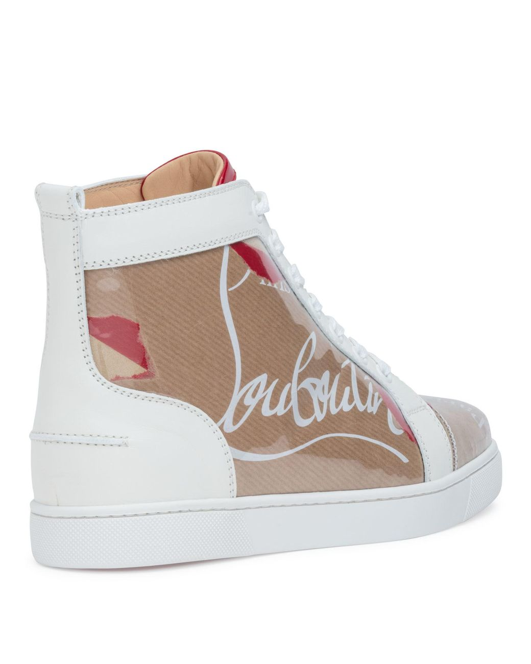 8d05fb91386 Women's Louis Loubi Kraft Pvc Sneakers