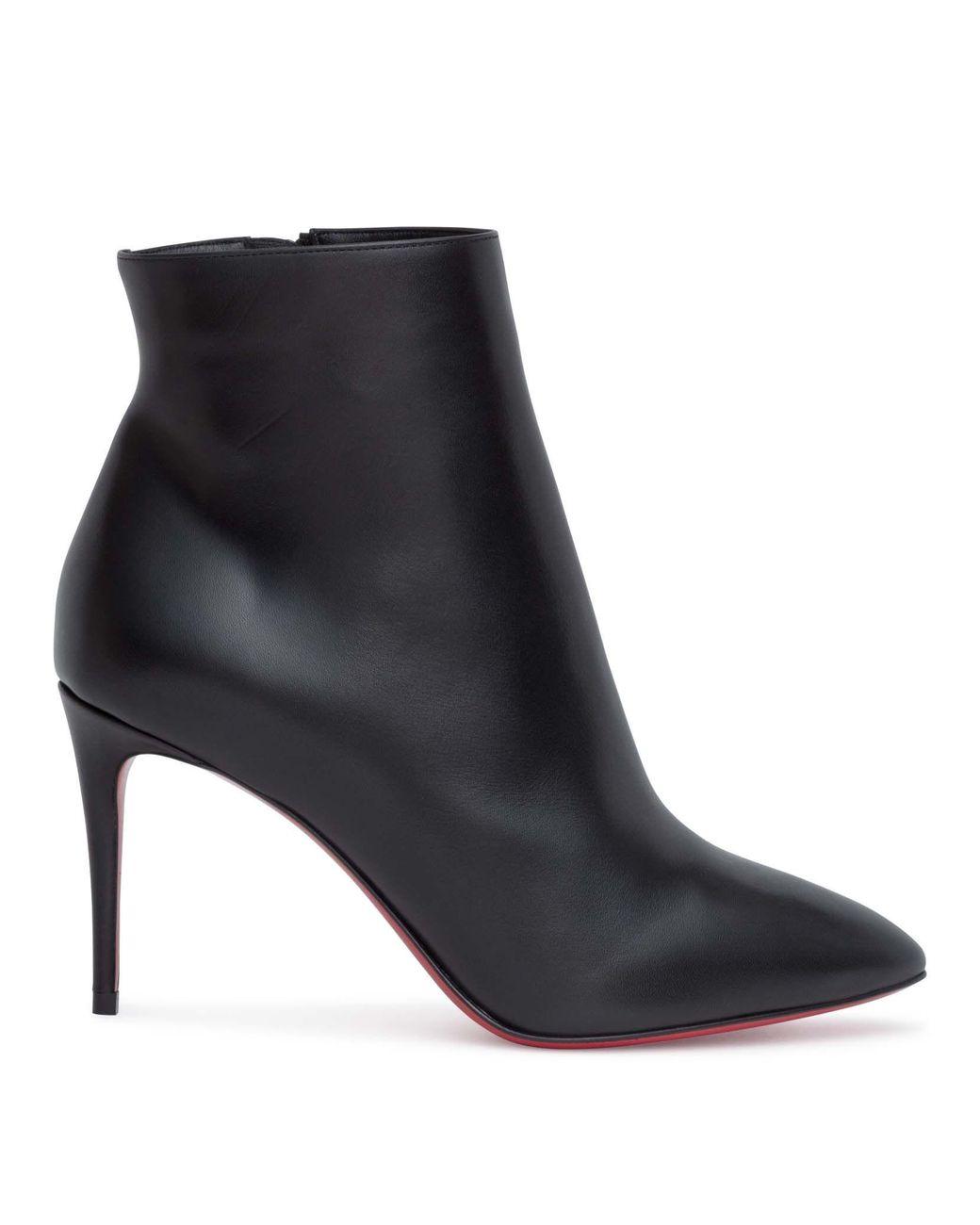 sale retailer de865 91d97 Women's Eloise 85 Black Ankle Boots