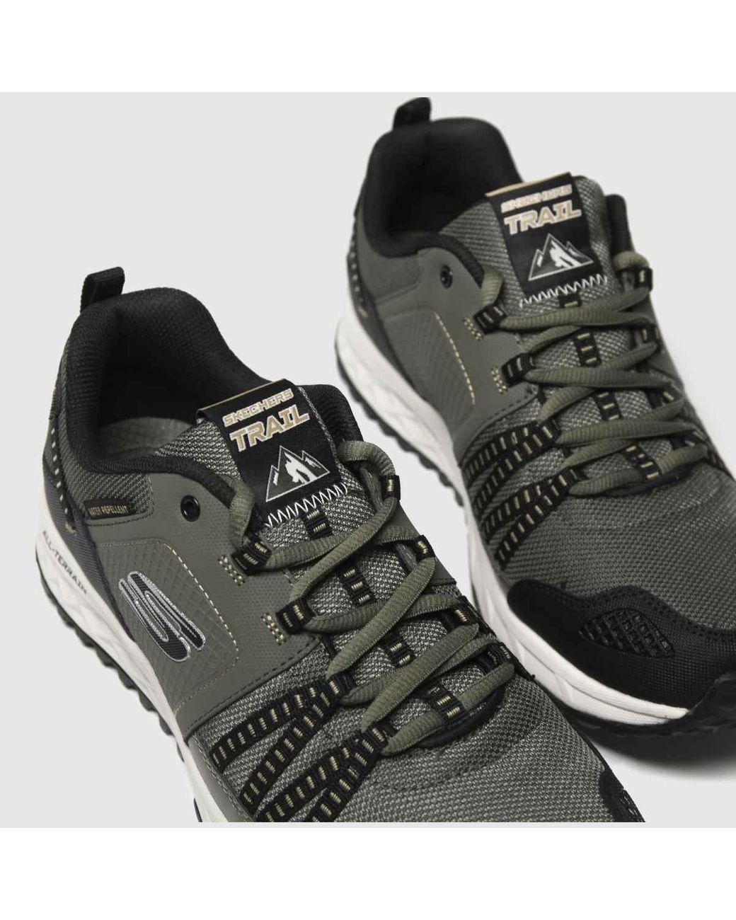 Skechers Mens 2019 Track Scloric Lightweight Trainers 30/% OFF RRP