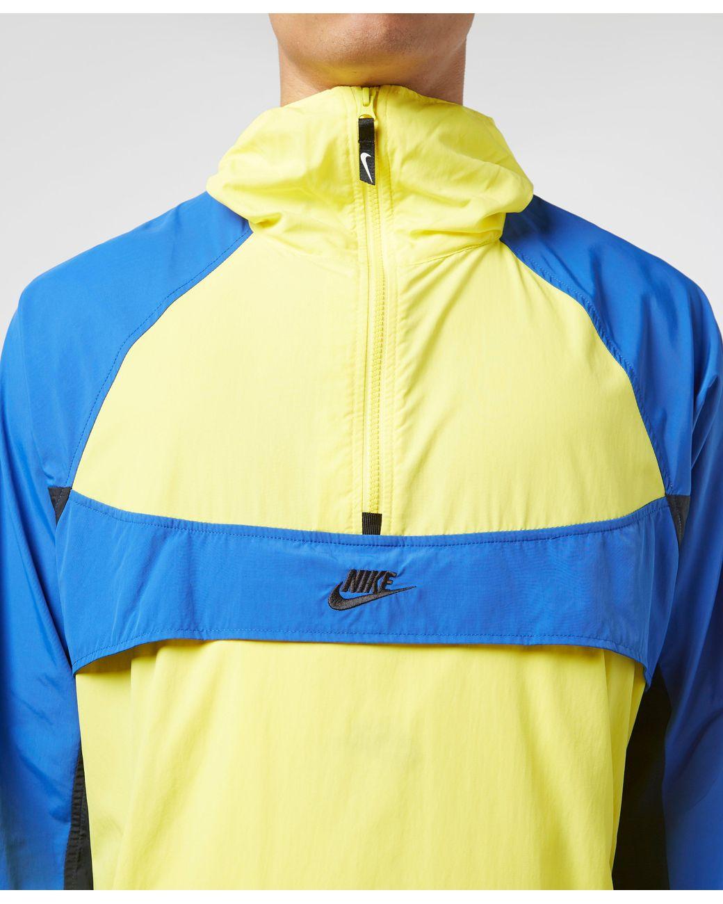 adidas Winterized Woven W parka blue   WeAre Shop