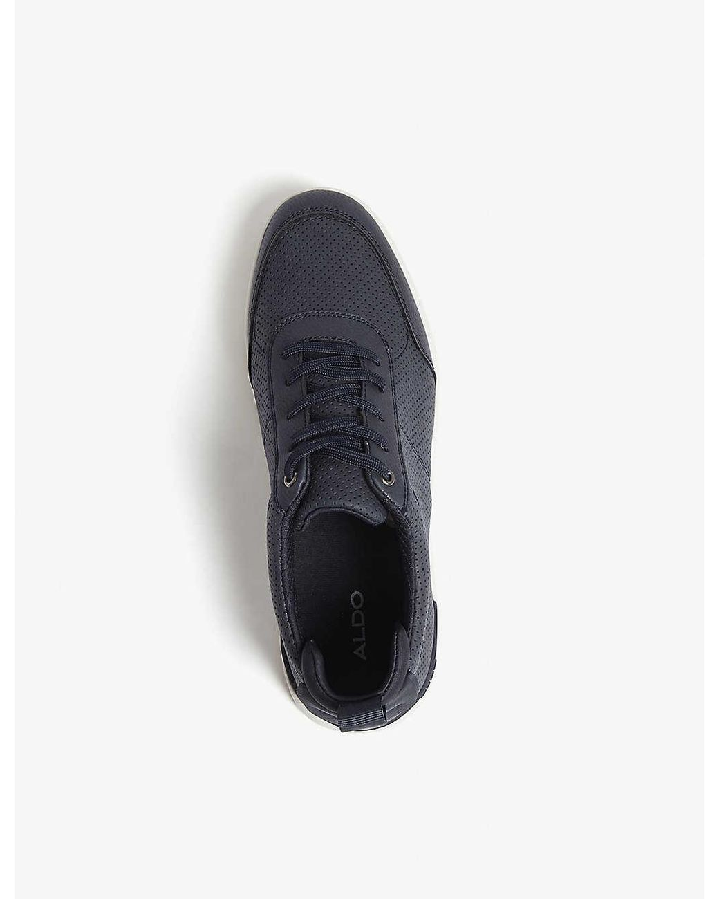 ALDO Lace Dobyn Perforated Trainers in