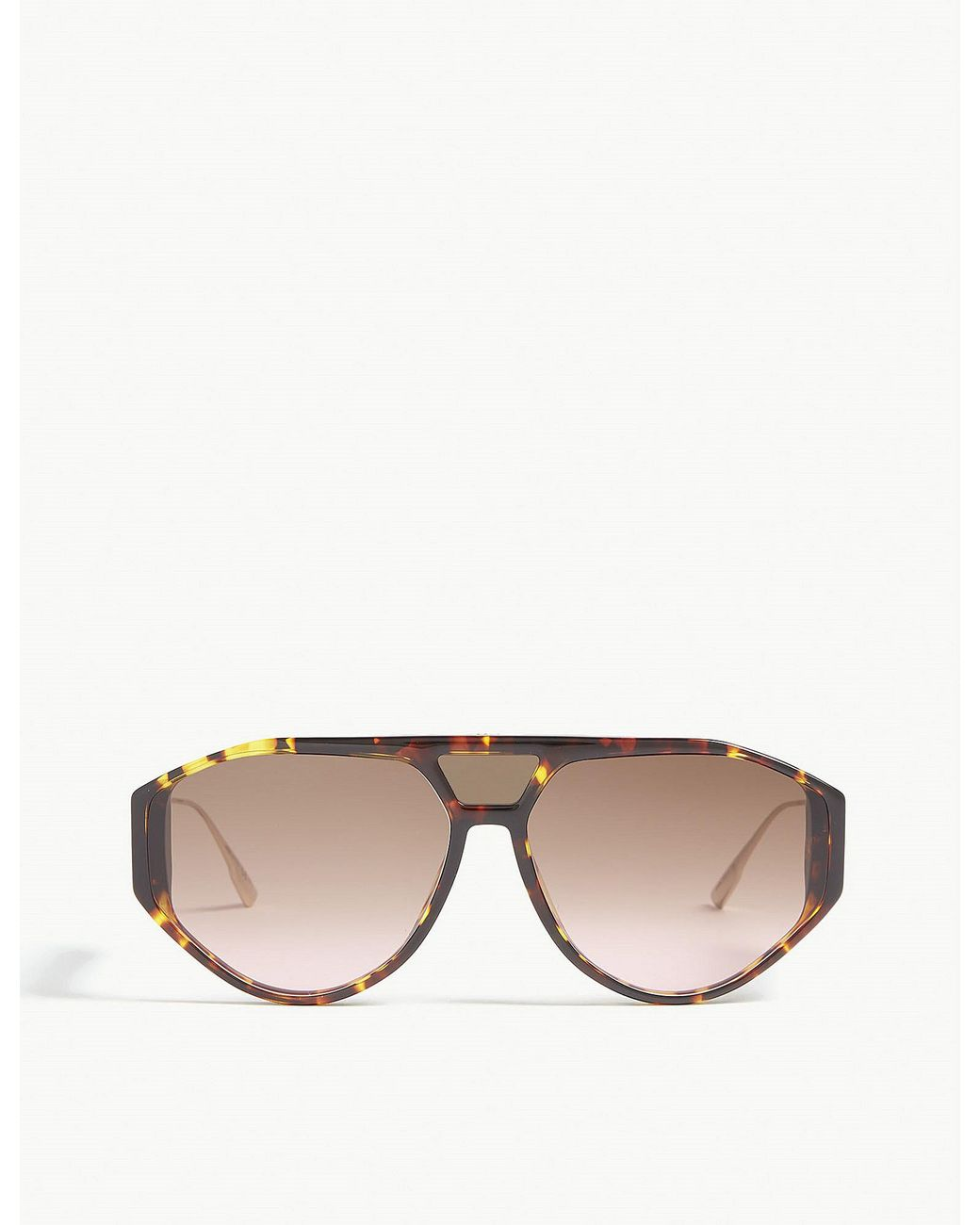 c34a8b7c75 Long-Touch to Zoom. Dior - Brown Clan Sunglasses ...