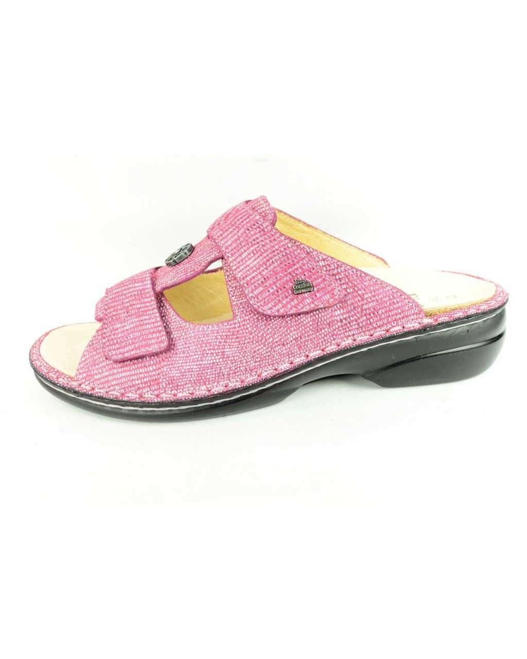 amazing selection casual shoes reliable quality Finn Comfort Wo Clogs Red Finn-pattaya Amarena - Lyst