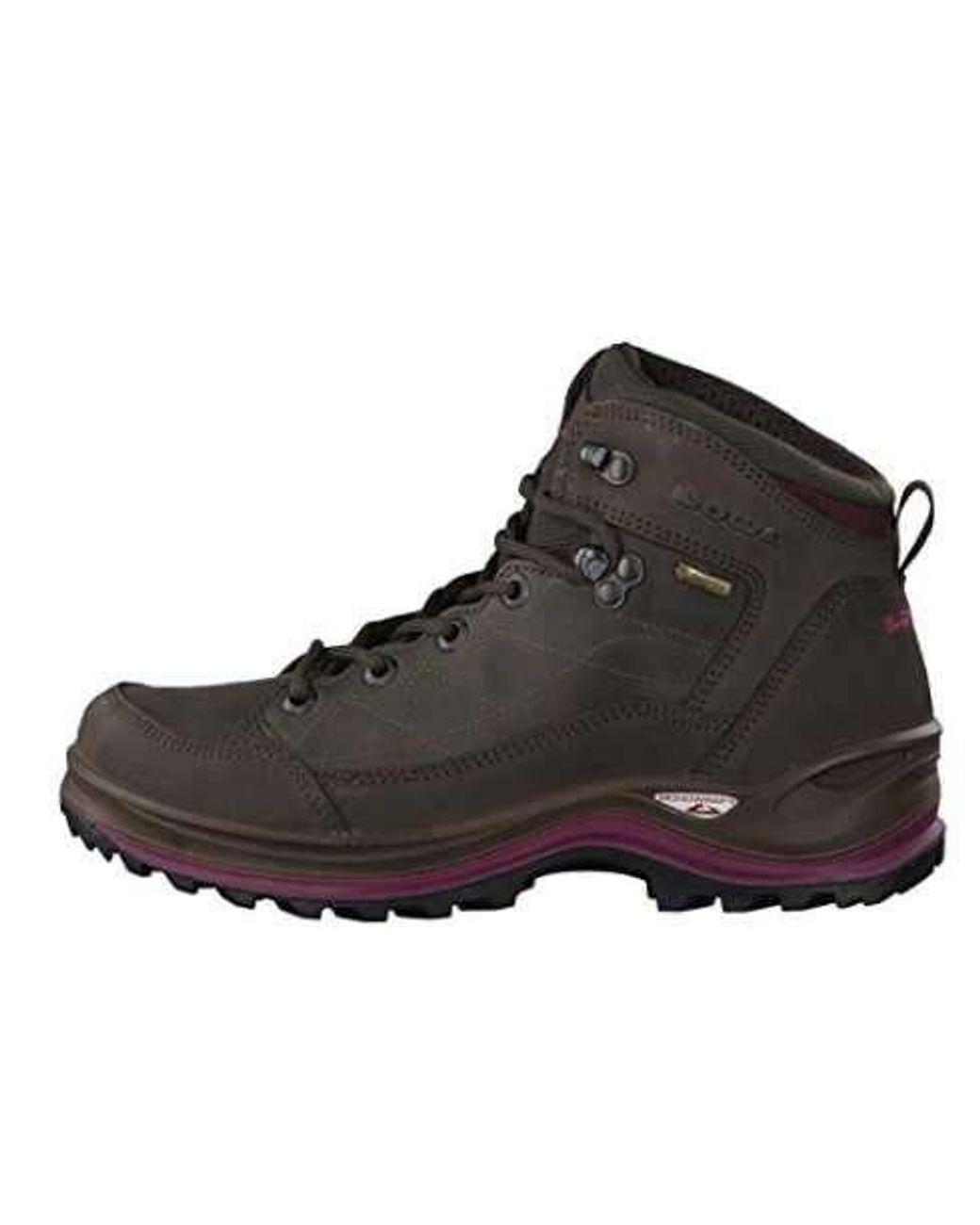 besserer Preis 60% günstig beliebt kaufen Lowa Leather Wo Hiking Shoes Brown Bormio Gtx 320914 7487 ...