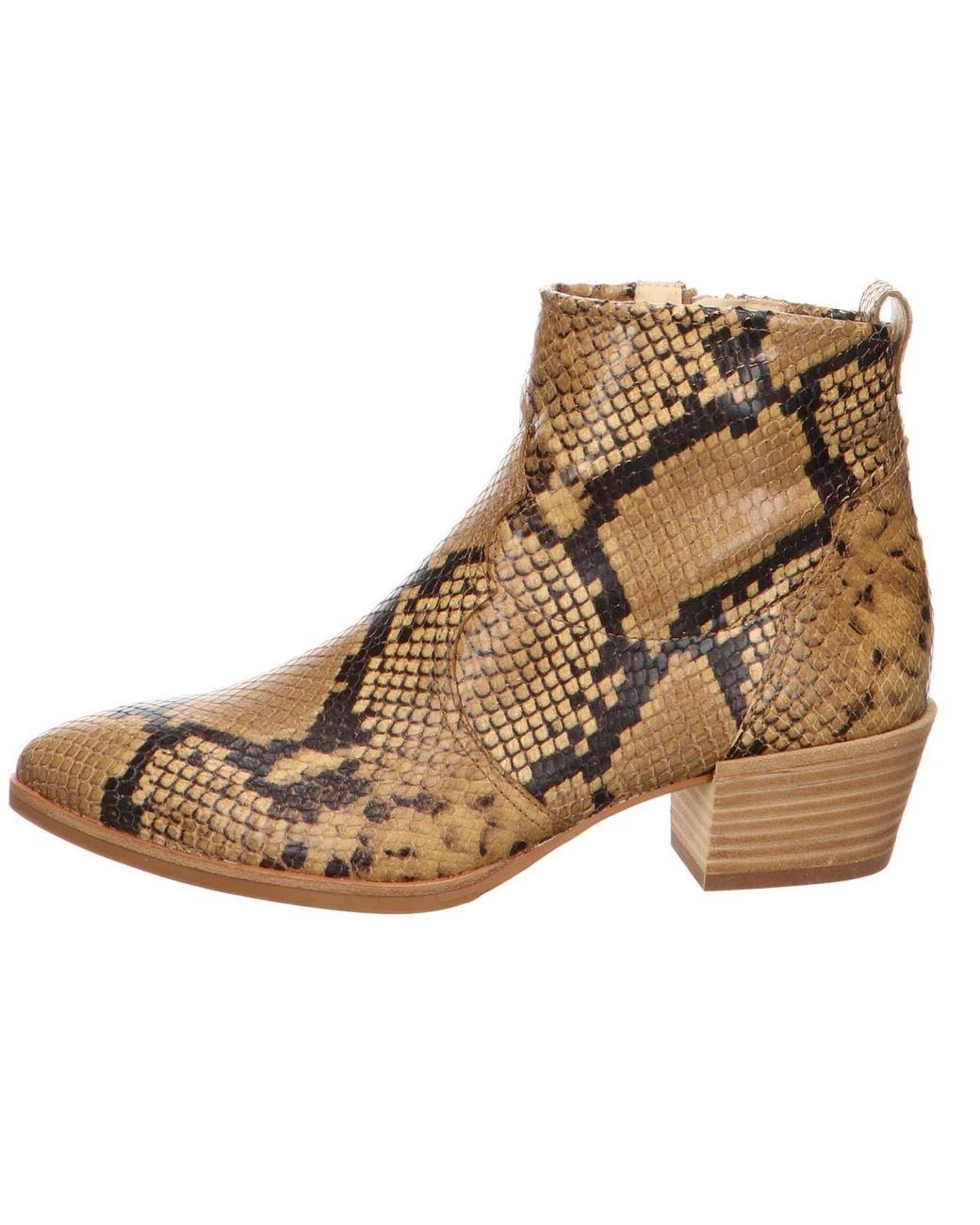 Paul Green Damen Stiefel Stiefeletten Boots Winter 9324-003 Schwarz Neu