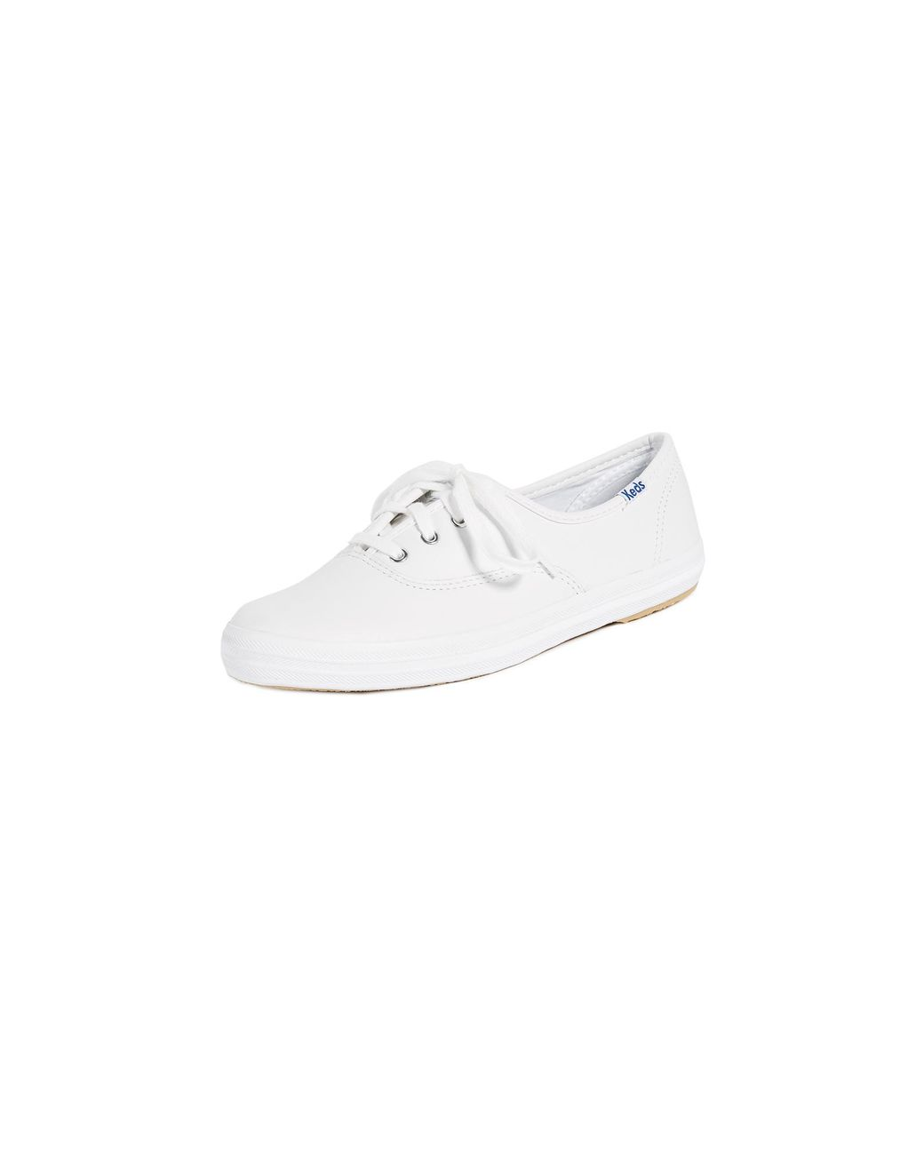 Keds Leather Champion Core Sneakers in