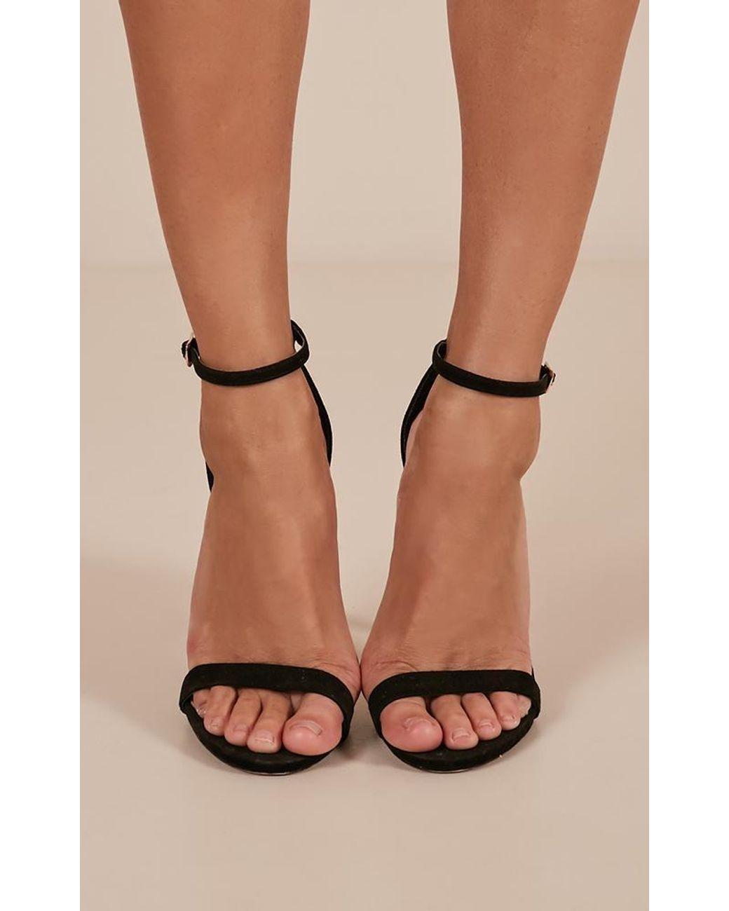 fa12af6de0f Women's Black Billini - Dimity Heels