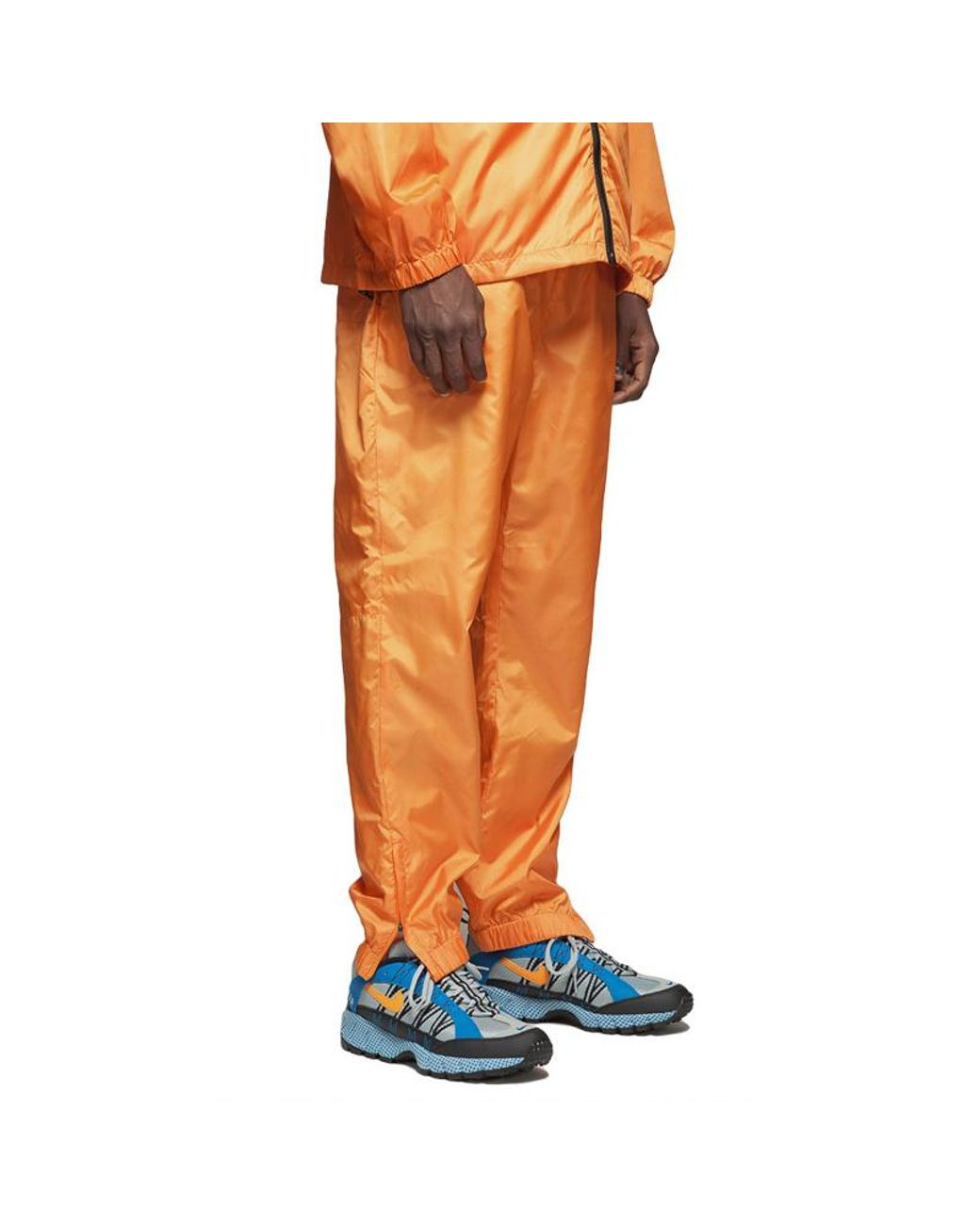 23c2a266b1 Stussy Micro Rip Pants in Orange for Men - Lyst