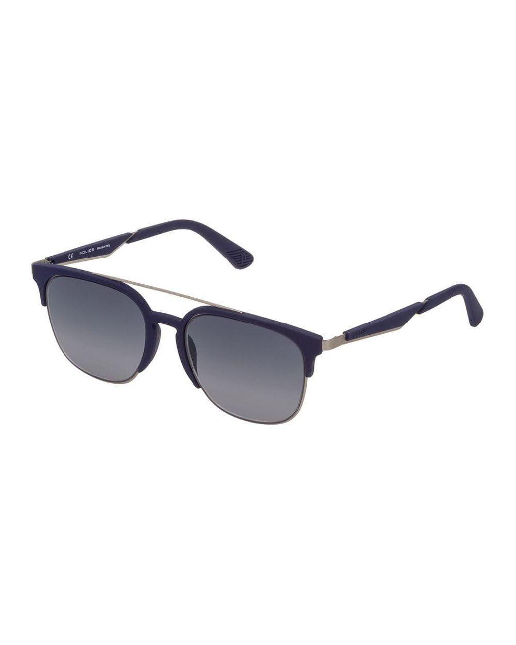 Sunglasses Police SPL 741 Green 0492