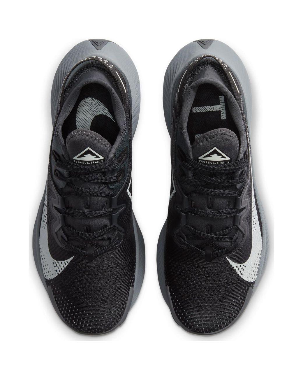 Chaussures Pegasus Trail 2 Women Nike en coloris Noir - Lyst