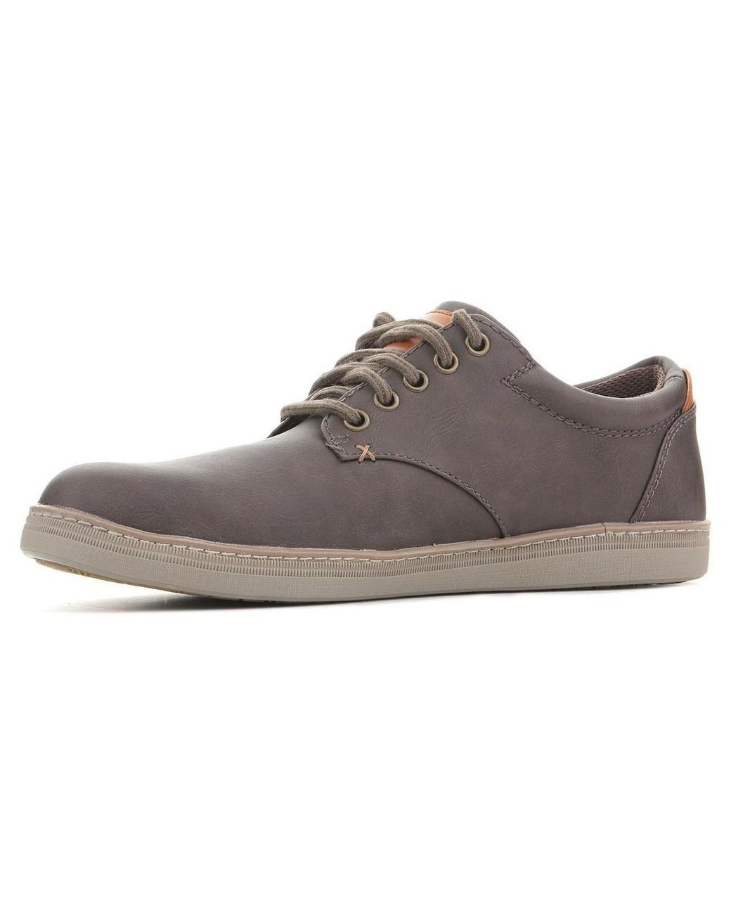 monitor sueño Preludio  Skechers Charcoal 65272-char Shoes (trainers) in Brown for Men - Lyst