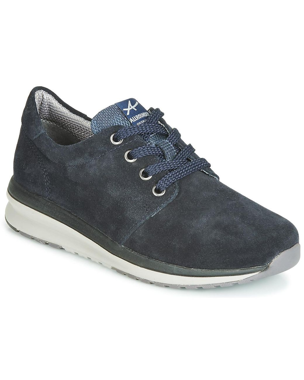 Mephisto Allrounder Womens Kyra Lace Up Sneaker Shoes
