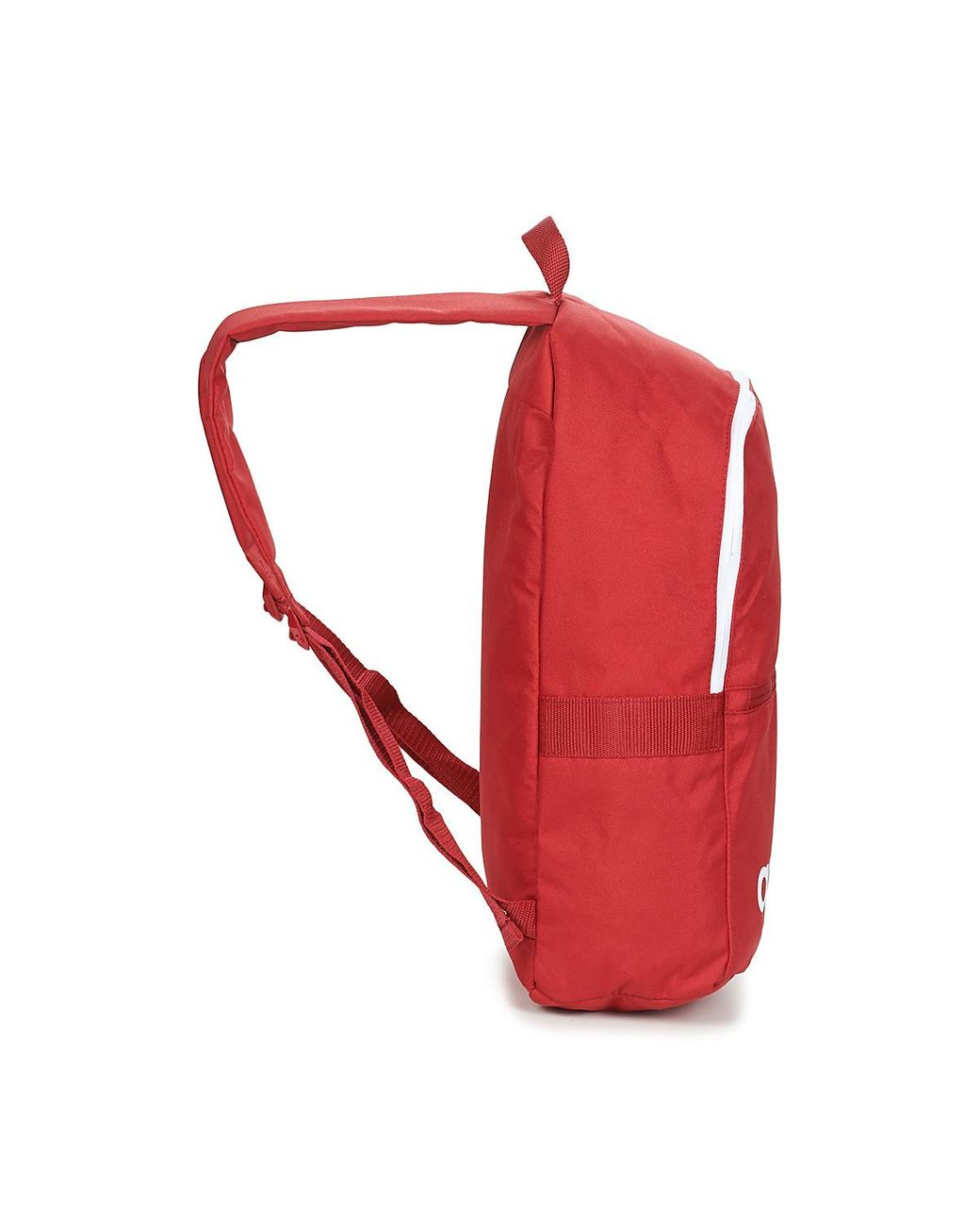 adidas Linear Classic Daily Backpack Backpack in Red Lyst