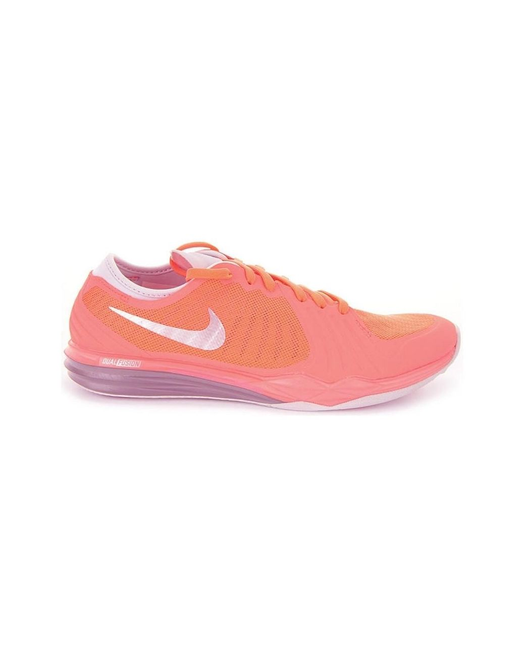 wholesale online casual shoes great prices Nike W Dual Fusion Tr 4 Gymnastics Shoes in Orange - Save 30% - Lyst
