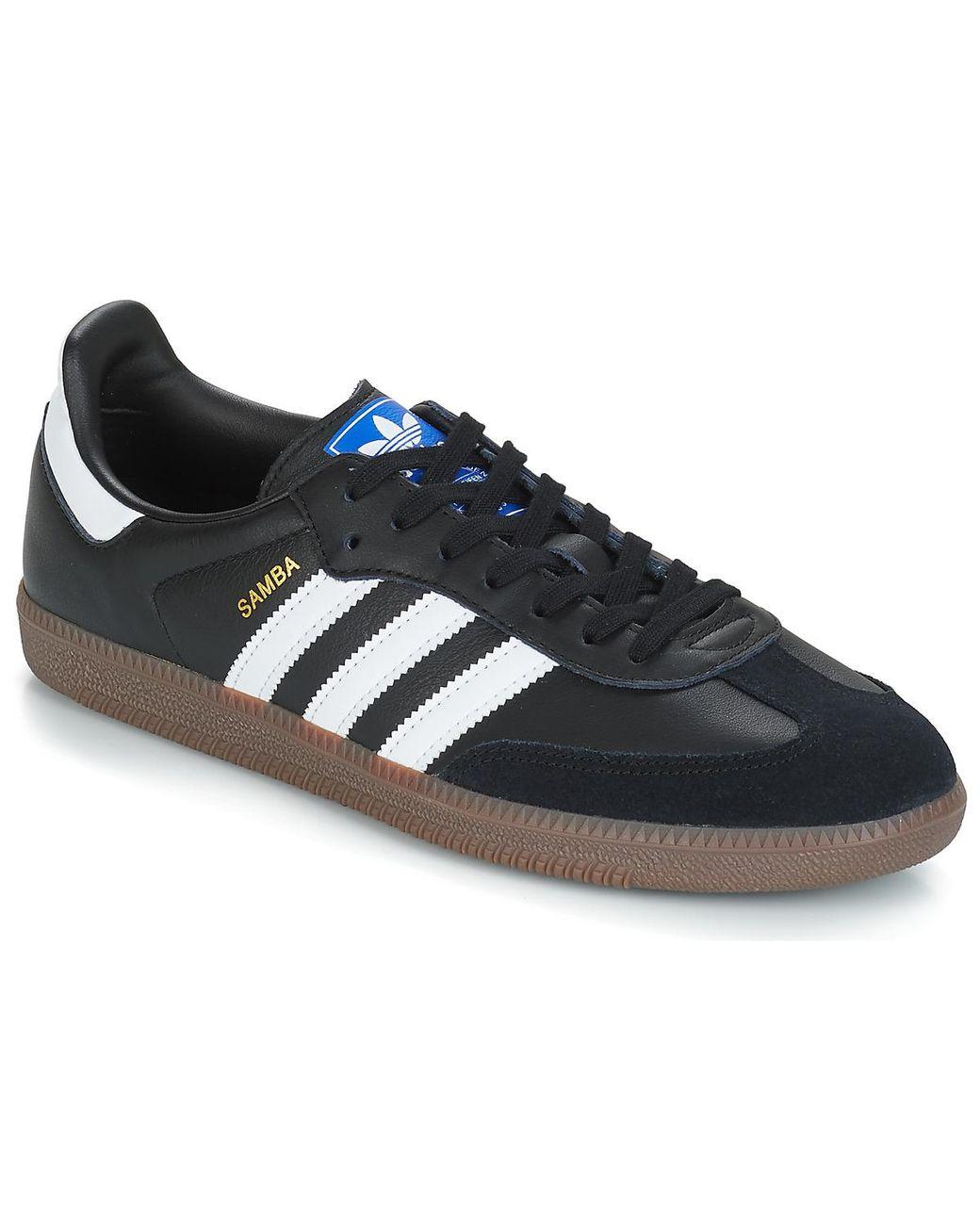 26b92c0a688 Samba Og Women's Shoes (trainers) In Black